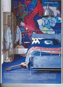Brintons Bell Twist carpet in Windermere Blue
